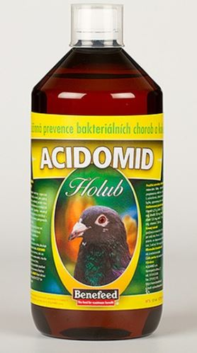 Acidomid H holuby 500ml