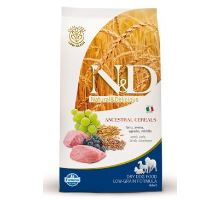 N & D Low Grain DOG Adult Mini Lamb & Blueberry 800g