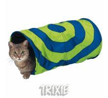 Nylonový tunel pre mačky