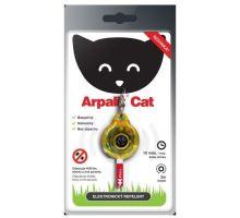 Elektr. odpudzovač kliešťov Arpalit Cat pre mačky 1ks