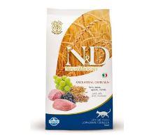 N & D Low Grain CAT Adult Lamb & Blueberry 1,5 kg