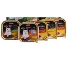 Animonda paštéta CLASSIC - morčacie srdiečka pre mačky 100g