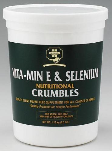 Farnam Vitamin E + Selenium plv 1,13kg  VÝPREDAJ