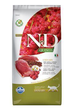 N & D GF Quinoa CAT Urinary Duck & Cranberry 5kg