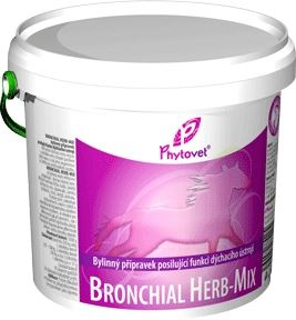 Phytovet Horse Bronchial herb-mix 5kg