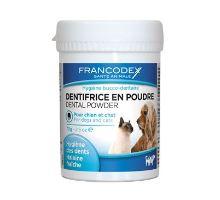 Francodex Púder dentálnej pes, mačka 70g