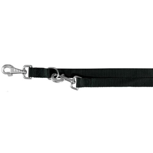 Vodítko CLASSIC predlžovacie 2,0 m / 15 mm (XS-S) - čierna