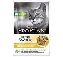 ProPlan Cat  kaps. Steriliz. kuře 85g