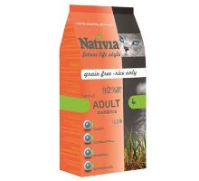 Nativite Cat Adult Duck & Rice Hairball 1,5 kg