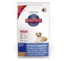 Hill 's Canine Dry Senior Lamb & Rice 12kg