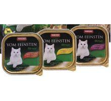Animonda paštéta menu - hydina, cestoviny pre mačky 100g