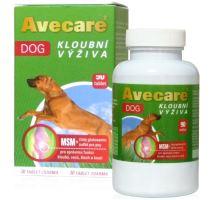 AVECAR Dog kĺbová výživa MSM + glukozamín 90tbl pes