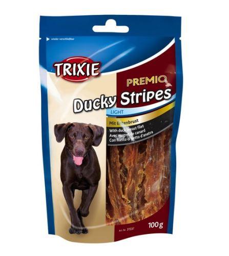 Premio DUCKY STRIPES Light - kačacie mäso 100g