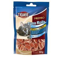PREMIO Tuna Rolls 50 g - s tuniakom a kuracím mäsom