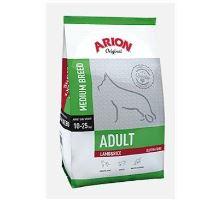 Arion Dog Original Adult Medium Lamb Rice 12kg