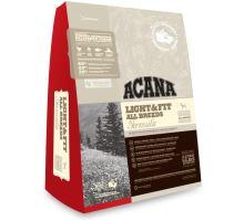 Acana Heritage Adult Light&Fit 2kg granule pro psy