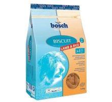 Bosch Biscuit Lamb & Rice pochúťka 1kg