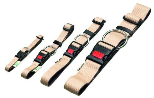 Obojok Bamboo Balance Béžový 30-45cm/15mm KARLIE VÝPREDAJ