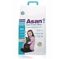 ASAN Cat Fresh blue 10l