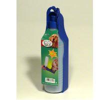 Fľaša na vodu plast cestovné 500ml Kerbl