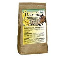 Pochúťka pre kone Delizia banán 1kg