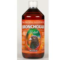 Bronchoxan pre holuby bylinný sirup 1l