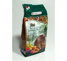 Krmivo pre potkany kompletný Rat Nature 750g VL