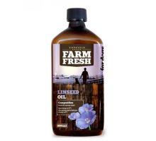 Farm Fresh Linseed oil Ľanový olej 200ml