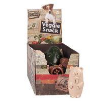 Pochoutka Veggie Bobr Mix display 10cm