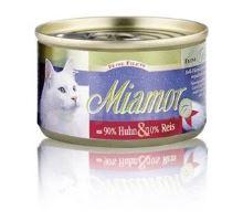 Miamor Cat Filet konzerva kura + ryža 100g