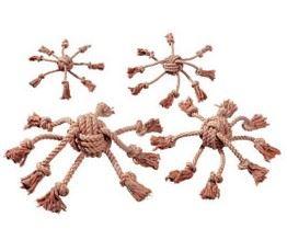 Hračka pre psov Chobotnice bavlna 15x15cm KARLIE