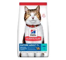 Hill 'Fel.Dry Mature Adult 7+ Tuna 10kg
