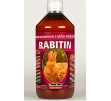 Rabitin pre králiky 500ml