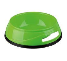 Plastová HEAVY miska s gumovým okrajom 0,3 l / 12 cm  VÝPREDAJ