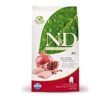 N & D Grain Free DOG Adult Large Chicken & Pomegranate 2,5 kg