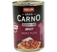 GranCarno konzerva Adult srdca plus 400g