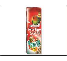 Tyčinky Prestige exotické ovocie pre stredné papagáje 140g  VÝPREDAJ