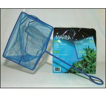 Sieťka akvarijné modrá jemná 7,5 cm 1ks