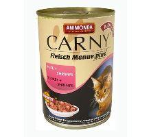 Animonda konzerva CARNY Adult - morka, ráčiky 400g