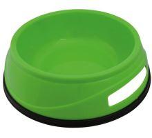 Plastová HEAVY miska s gumovým okrajom 1,5 l / 20 cm