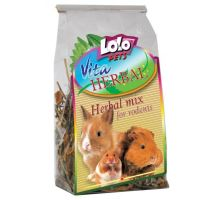 Lolopets VITA HERBAL bylinkový mix pre hlodavce 40g