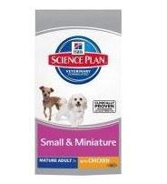 Hill 's Canine Mature Adult Small Miniature 1,5 kg
