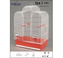 Klietka IZA I. - chróm 450x280x600
