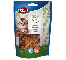 PREMIO Chicken Mice - kuracie kúsky v tvare myšiek 50 g