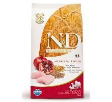 N&D Low Grain DOG Adult Chicken & Pomegranate 2 balenia 12kg