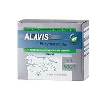 Alavis Enzymoterapia pre psov a mačky 80cps + DARČEK