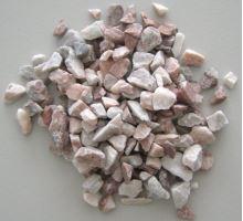 Akvarijné štrk ružový - sáčok 2 l