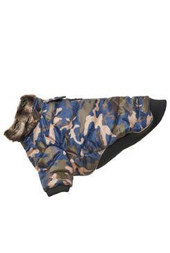 Oblek Winter Country Camouflage 60cm XXL BUSTER