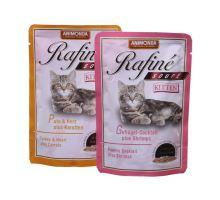 Animonda vrecko Rafiné Soupé Kitten-morka + srdce + karotka 100g