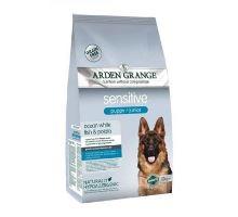 Arden Grange Puppy / Junior Sensitive Ocean Fish 12kg